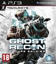 Tom Clancy's Ghost Recon Future Soldier PlayStation 3