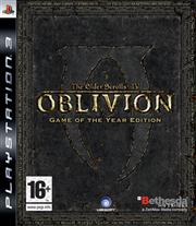The Elder Scrolls 4 (IV) Oblivion Game of the Year Edition PlayStation 3