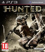 Hunted The Demon's Forge PlayStation 3