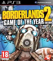 Borderlands 2 Game of the Year Edition PlayStation 3