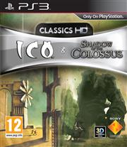 The ICO & Shadow of the Colossus Collection PlayStation 3