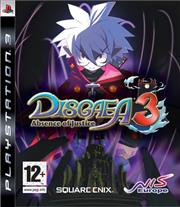 Disgaea 3 Absence of Justice PlayStation 3