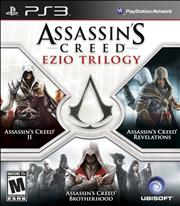 Assassin's Creed Ezio Trilogy PlayStation 3