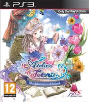 Atelier Totori The Adventurer of Arland PlayStation 3