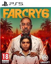 Far Cry 6 Playstation 5