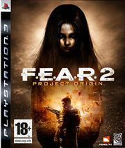 F.E.A.R. (FEAR) 2 Project Origin PlayStation 3