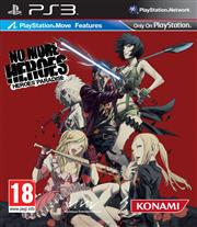 No More Heroes Heroes Paradise PlayStation 3