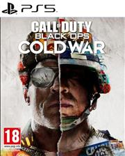 Aanbieding Call of Duty Black Ops Cold War Playstation 5