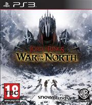 The Lord of the Rings The War in the North PlayStation 3