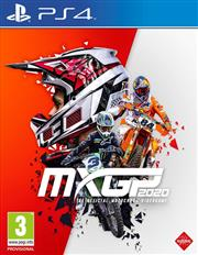 MXGP 2020 Playstation 4