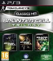 Tom Clancy's Splinter Cell Trilogy PlayStation 3