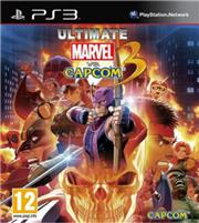 Ultimate Marvel Vs. Capcom 3 PlayStation 3