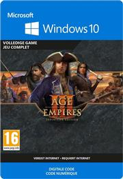 Age of Empires 3 (Definitive Edition - Digitaal Download) PC