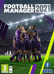 Football Manager 2021 PC / MAC
