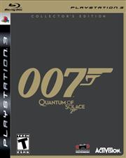 James Bond Quantum of Solace Collector's Edition PlayStation 3