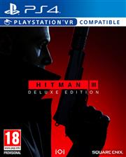 Hitman 3 (Deluxe Edition - VR) Playstation 4