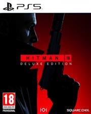 Hitman 3 (Deluxe Edition) Playstation 5