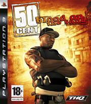 50 Cent Blood on the Sand PlayStation 3