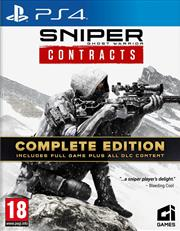 Sniper Ghost Warrior Contracts - Complete Edition Playstation 4