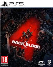 Back 4 Blood Playstation 5