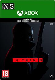 Hitman 3 (Download Code) Xbox One / Series X | S