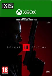 Hitman 3 (Deluxe Edition - Download Code) Xbox One / Series X | S