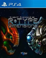 R-Type Dimensions EX Playstation 4