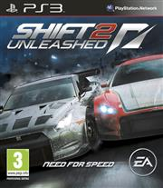 Need for Speed Shift 2 Unleashed PlayStation 3