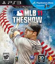 MLB 11 The Show PlayStation 3