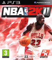 NBA 2K11 PlayStation 3