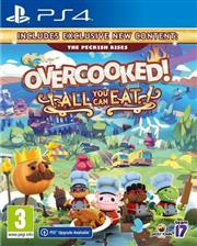 Overcooked - All You Can Eat Edition Playstation 4