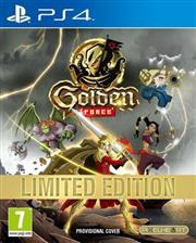 Golden Force (Limited Edition) Playstation 4