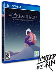 Alone With You Playstation 4