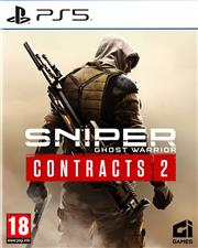 Sniper Ghost Warrior Contracts 2 Playstation 5