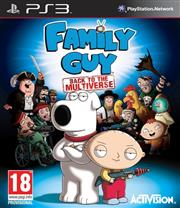 Family Guy Back to the Multiverse PlayStation 3