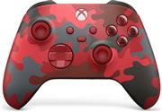 Controller Draadloos (Wireless) Microsoft - Camo Rood (Special Edition) - Xbox Series X   S