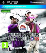 Tiger Woods PGA Tour 13 PlayStation 3