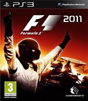 F1 (Formula 1) 2011 PlayStation 3