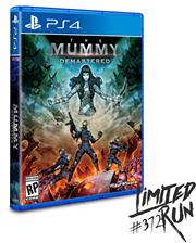 The Mummy Demastered Playstation 4