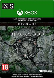 The Elder Scrolls Online Blackwood - Download (Upgrade - Add-on) Xbox One / Series X | S