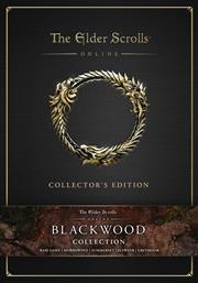 The Elder Scrolls Online Blackwood Collection (Collector's Edition - Windows Download) PC