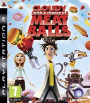 Cloudy With a Chance of Meatballs PlayStation 3