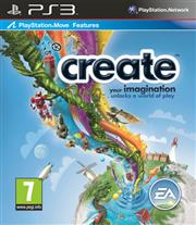 Create PlayStation 3
