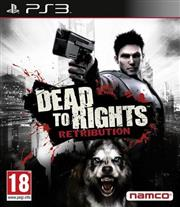 Dead to Rights Retribution PlayStation 3