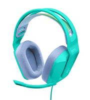 Logitech G G335 Wired Gaming Headset Mint