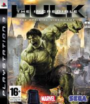 The Incredible Hulk PlayStation 3