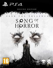Song of Horror (Deluxe Edition) Playstation 4