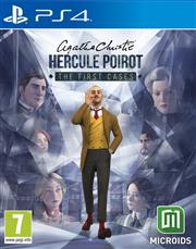 Agatha Christie's - Hercule Poirot - The First Cases Playstation 4
