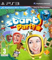 Start The Party PlayStation 3