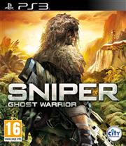 Sniper Ghost Warrior PlayStation 3
